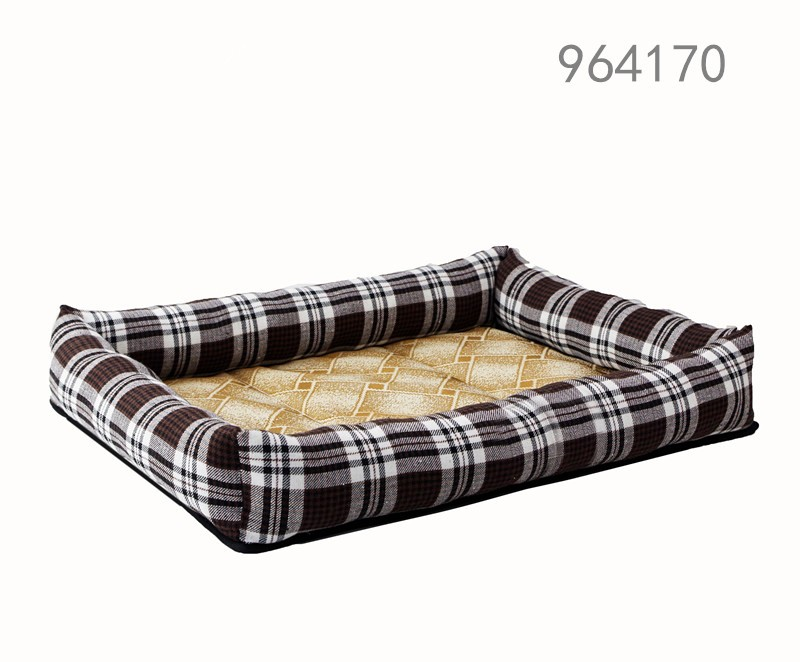 New design ODM grating luxury pet dog bed wholesale