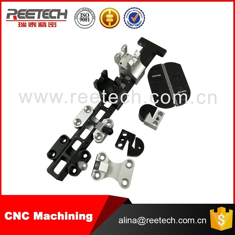 Mechanical components CNC machining parts