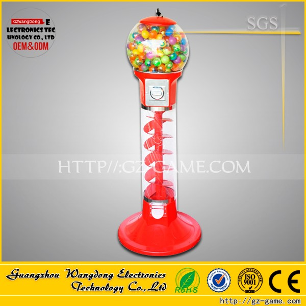 2016 kids game machine Gashapon Mahcines toy capsule vending machines for hot sale