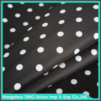 pvc/pu coated sofa fabrics for roller blinds /polyester oxford fabric textile