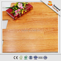 8mm maple wood HDF laminate flooring