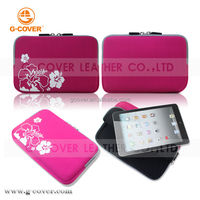 "7-8 Inch Tablet Sleeve case for iPad Mini and Galaxy Tab or Device with a 8"" Screen or Smaller"