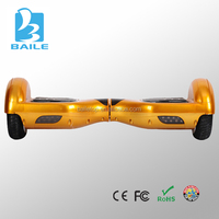 scooter bluetooth two wheeled self balancing electric scooter 6.5inch taizhou zhongneng scooter