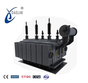 High quality oil immersed three phase 10 mw substation