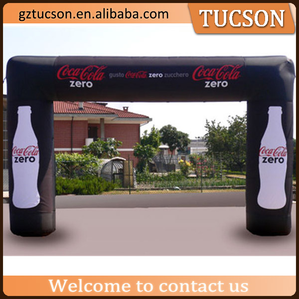 Bespoke And Branding Advertising and promotion Inflatable Arch