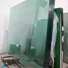 Jumbo size 2mm-19mm clear float glass panels standard size 1830x2440mm
