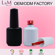 L&M Wholesale New Color UV Gel Soak Off Gel Polish,nail gel containers
