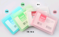 Transparent Waterproof ID Card Holder