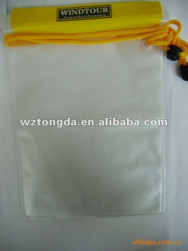 PVC Waterproof Bag,Bench Bag Dry Bag for Mobile Phone