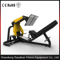 2016 FASHION DESIGN TZ-6066 45 Degree Leg Press Machine / Commercial Gym Equipment for Body Building