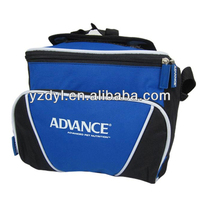 600D*300D Oxford Cooler Bag for Storaging Meals / Vegetables / Frozen Products