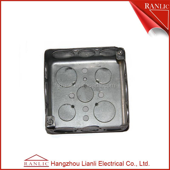 Gi Switch Metal Gang Box 3 3 Buy Gi Switch Box Gi Metal