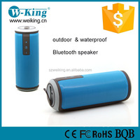 High power stereo speaker outdoor sport bluetooth speaker for mobile phone and computer