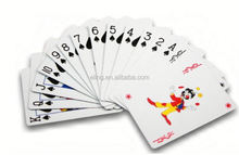 Promotional Playing Cards or Custom playing cards or Customized playing cards poker set poker range