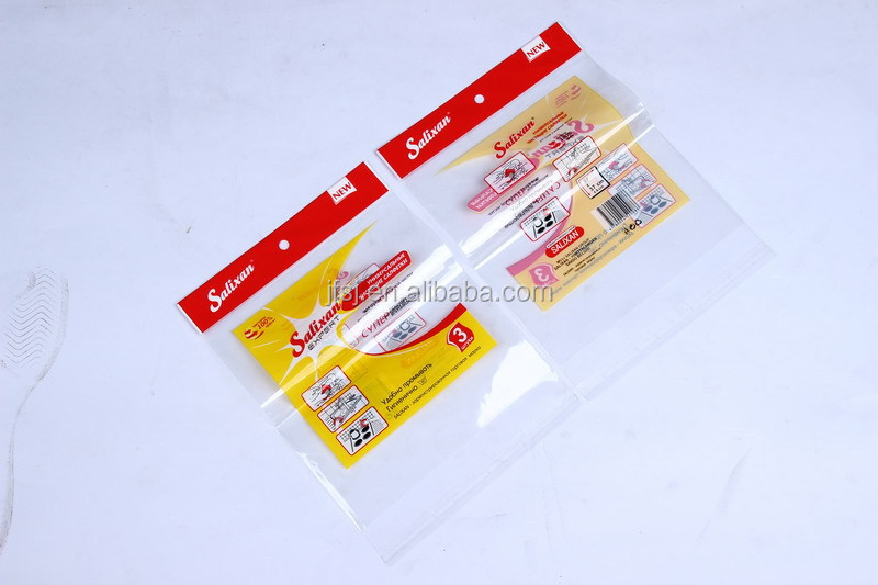 Bopp Self Adhesive Plastic Bag