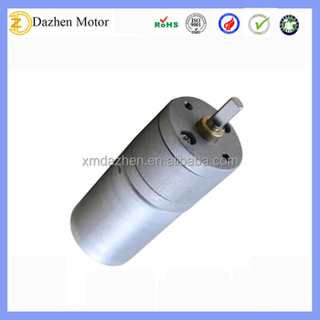 370 6v 12v 24v dc micro worm gear intelligient lock motor
