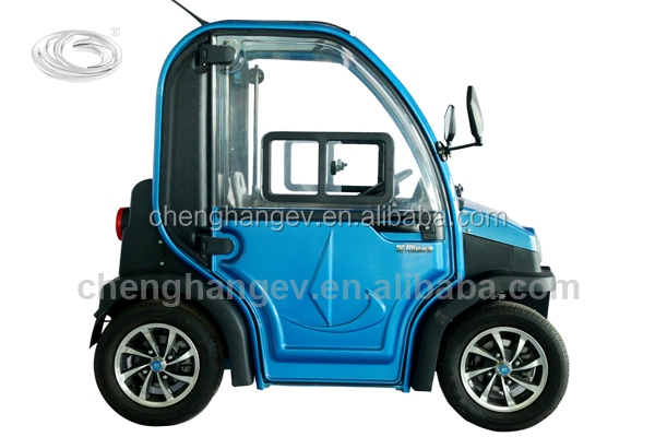 Four wheeler electric vehicle of adult