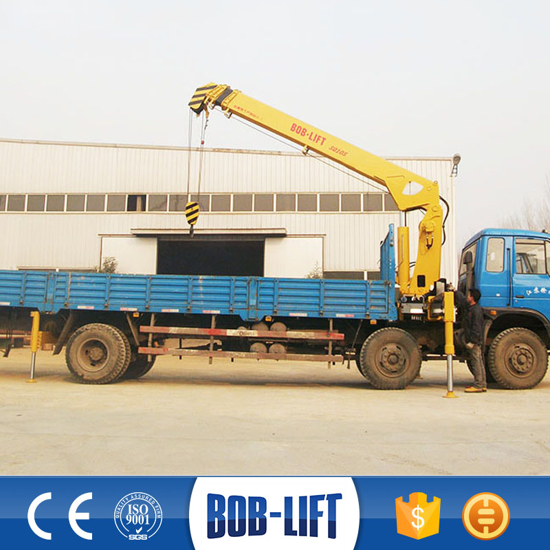 Mini Building Track Mounted Mobile Crane 10 ton with Hydraulic System