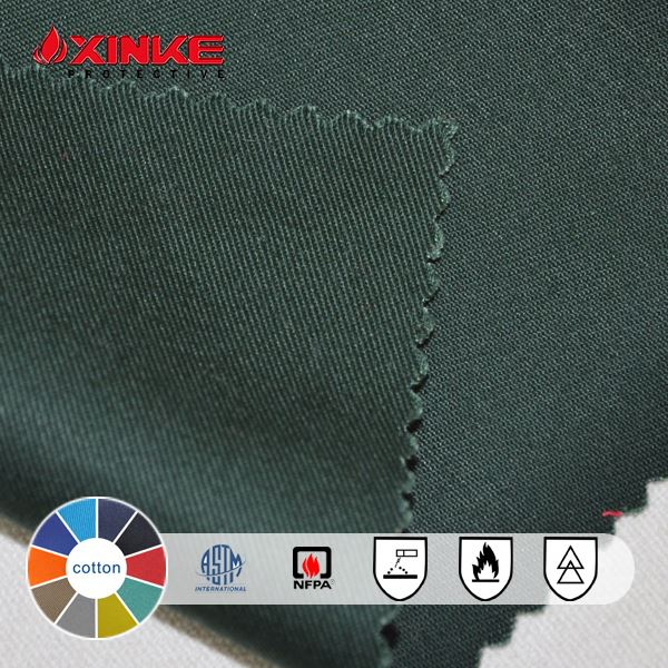 Cotton carbon fiber sheets with more than 50 washing times