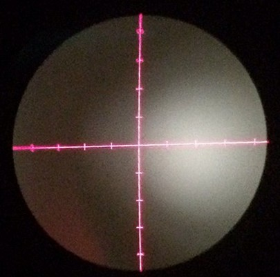 Vector Optics Sagittarius 10-40x56 First Focal Plane Tactical Rifle Scope Side Focus Illuminated Cross Hair & Dash Reticle
