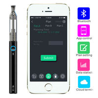 2016 new design electric hookah smart bluetooth e cig wholesale china with App Aproved for sale
