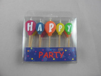 balloon letter candles,party candle,birthday candle