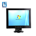 Customized commercial lcd capacitive touch screen monitor