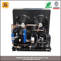 For small cold storage 2 hp refrigeration condensing unit