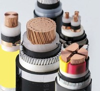 0.6/1kV XLPE Insulated PVC Jacket Power Cable