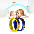 Mosquito repellent wristband with 15 Day Refill Comfortable Breathable Mesh Fabric