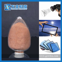 New arrivals 2016 rare earth red polishing powder for large LCD screen