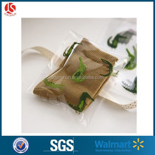 Traving Plastic Self-adhesive Clear Opp Bags for Bra/Shock Packing