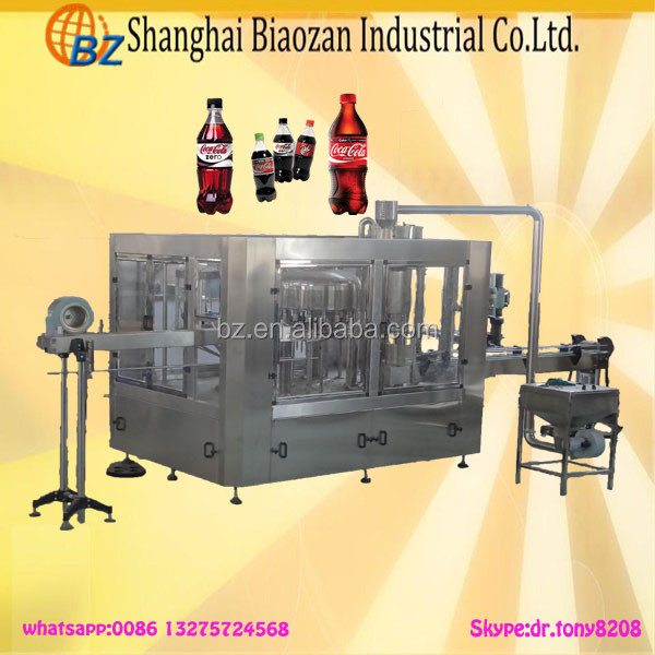 Complete Bottle Mineral Water Washing Production line of machinery