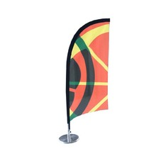 Top Quality Flying Banner Mini Office Desktop Flagpole