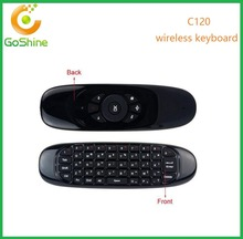 2017 Best C120 Mx3 I8 2.4G Mini Wireless Bluetooth Air Fly Mouse Remote Control Backlit Keyboard For Lg Smart Android Tv Box