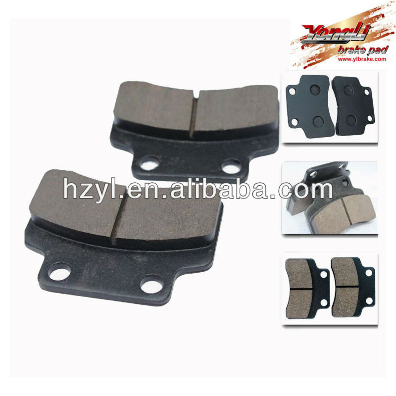 Excellent wearing quality motorcycle brake brake band