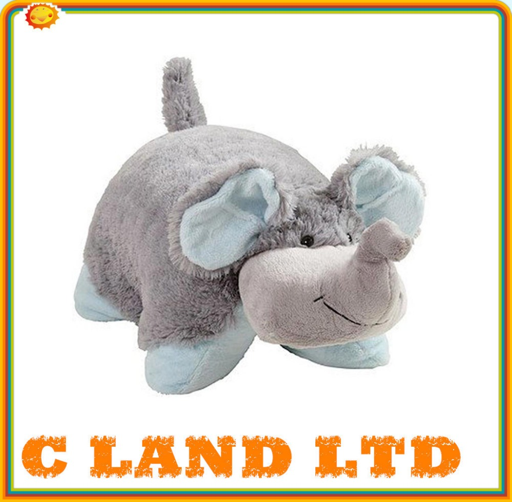 plush big ears elephant toy,stuffed plush toy