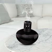 Catalytic Lamp Diffuser, Glass Bottle Aroma Diffuser Oil, Essential Oil Lamp Diffuser