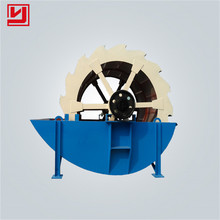 Low Cost Consumption Single Cylinder Xsd Ore Coal Sandstone Stone Silica Sand Washer Washing Making Machine Equipment China