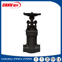 Oil and Gas API 602 FORGED STEEL Bellow Seal Valve