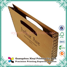 2014 Cheap Brown Rrecycled Kraft Paper Bags Wholesale