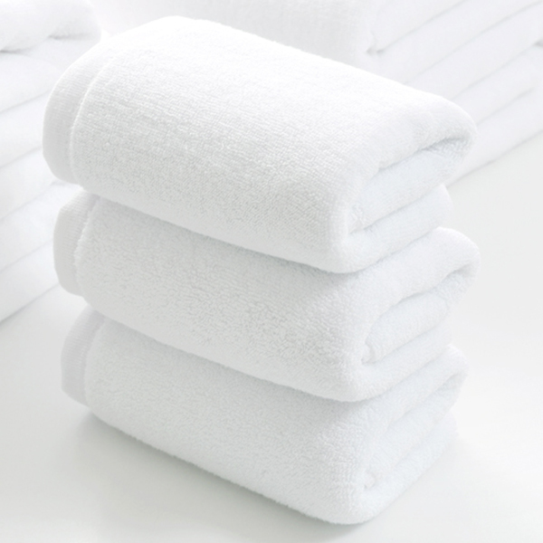 Organic Cotton Terry Towel For Hotel