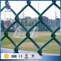 30 Years' factory supply fence alvanized chain link fence