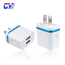 Manufacturer Mobile Phone Accessories Portable 5v 2a Home Wall charger