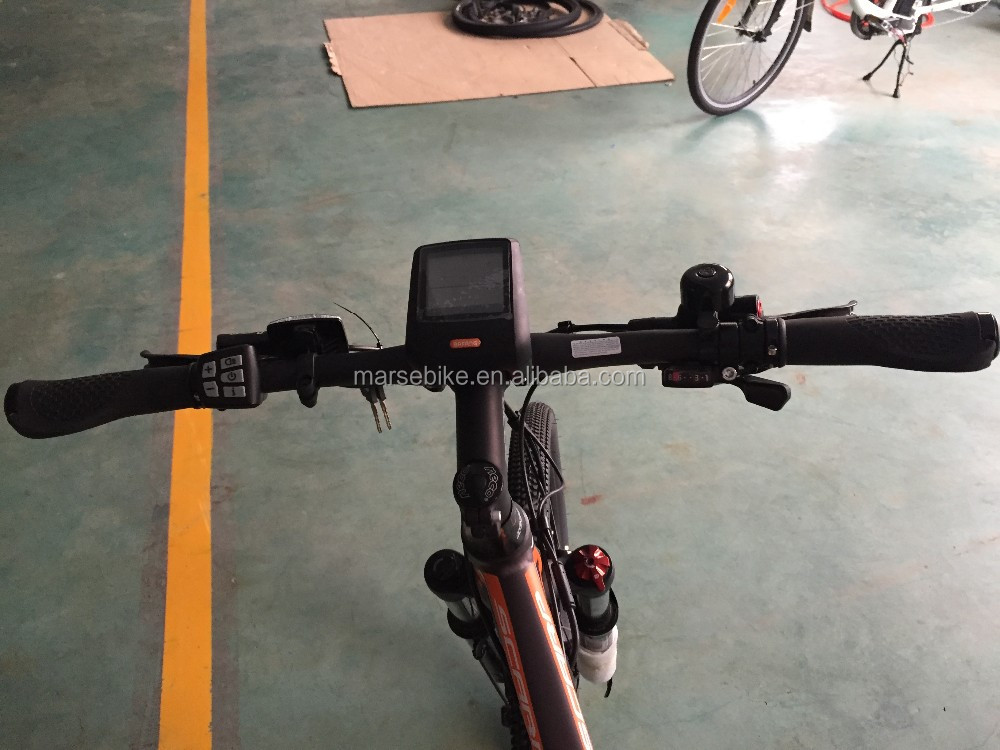 pedal assistant lcd display bafang electric bike motor mid drive