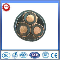 120mm2 240mm2 copper core pvc sheath power cable with ccc ce iso9001