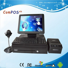 "15"" Retail POS /Touch POS Cash Register/POS Terminal System POS"