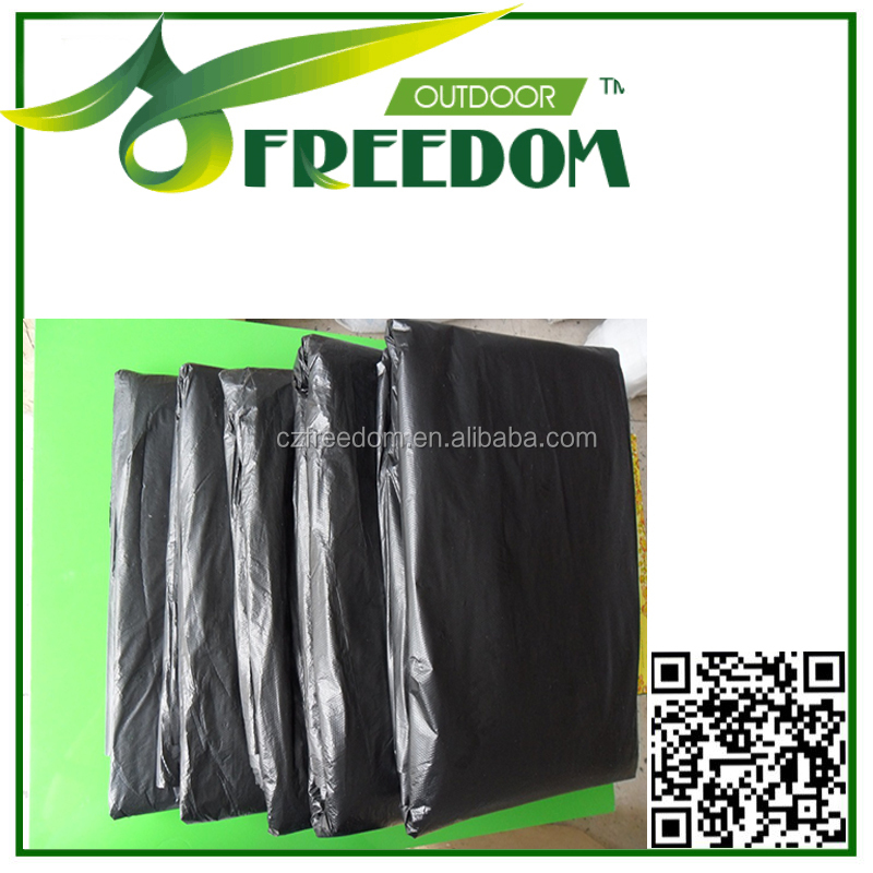 folded shopping bag or garbage bag plastic bag HDPE LDPE virgin material