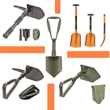 factory made best quality carbon steel garden shovel