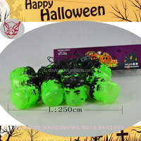 led solar string lights for halloween celebration